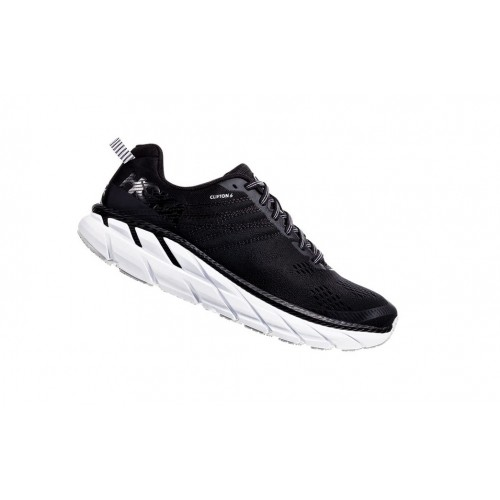 Hoka One One Clifton 6 W Black / White
