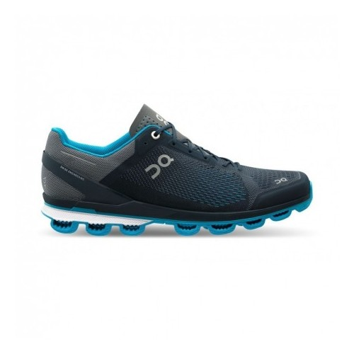 Zapatillas running ON Cloudsurfer Midnight/Malibu