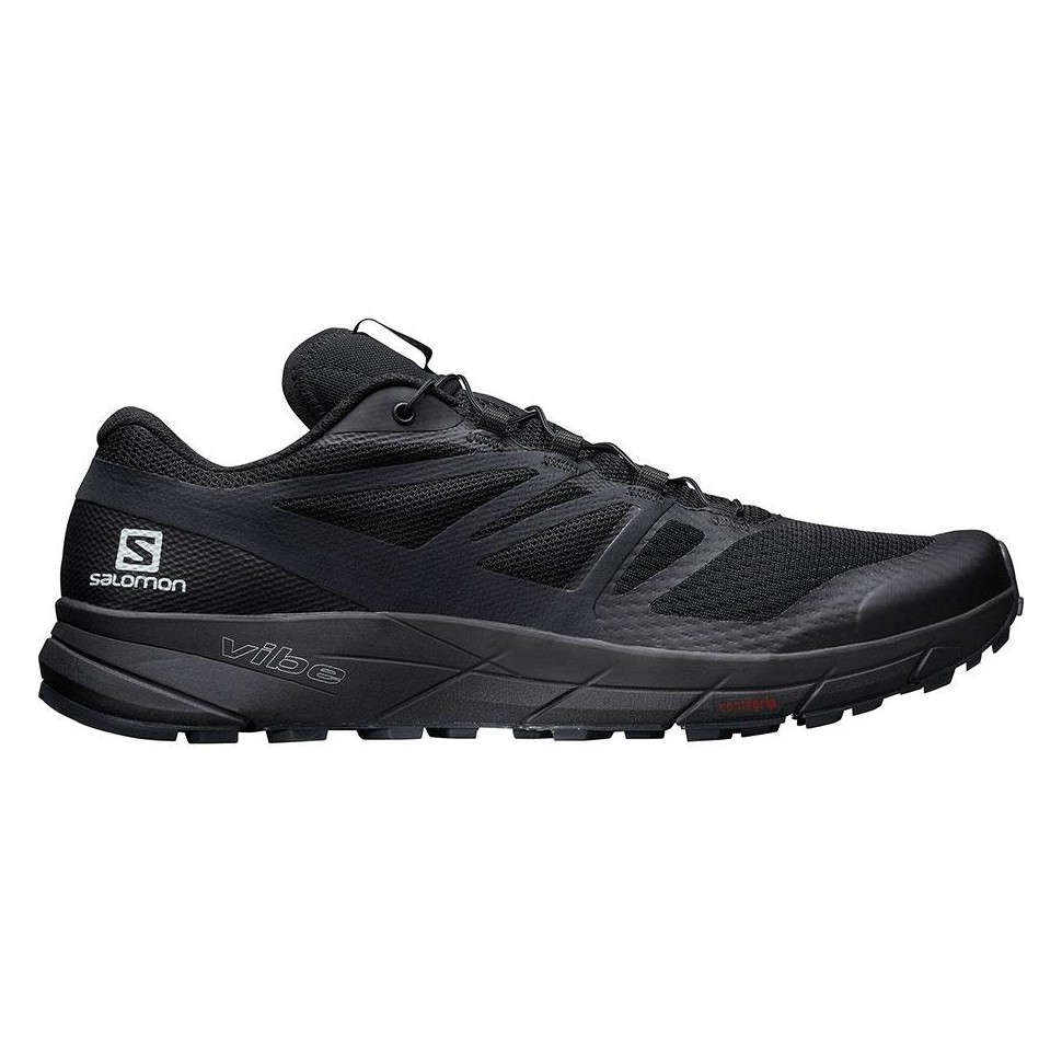 Salomon Sense Ride 2 Black / Phantom