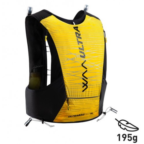 Waa Mochila Ultrabag Pro 5l. Yellow