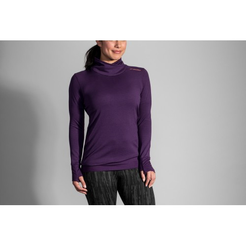 Brooks Notch Thermal Long Sleeve W
