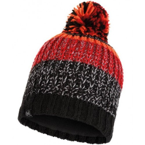 Buff Gorro Knitted & Polar Hat Stig Black