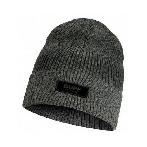 Buff Gorro Knitted & Polar Kids Marik Graphite