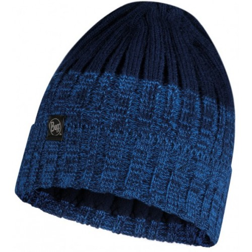 Buff Gorro Knitted & Polar Igor Blue