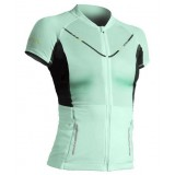 WAA Camiseta Ultra Carrier 2.0 M/C W Light Mint