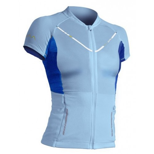 WAA Camiseta Ultra Carrier 2.0 M/C W Glacier Blue