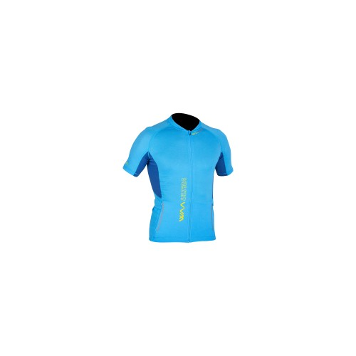 WAA Camiseta Ultra Carrier 2.0 M/C Cyan Blue