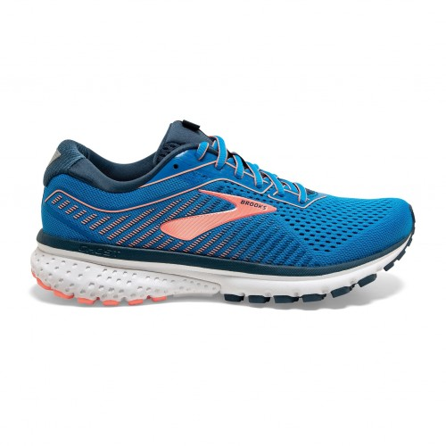 Brooks Ghost 12 W Blue / Desert