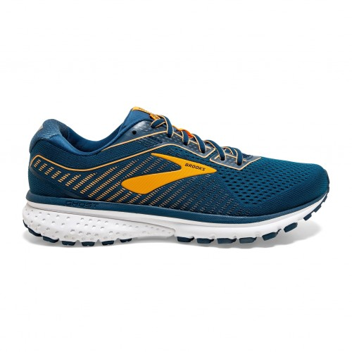 Brooks Ghost 12 Poseidon / Orange