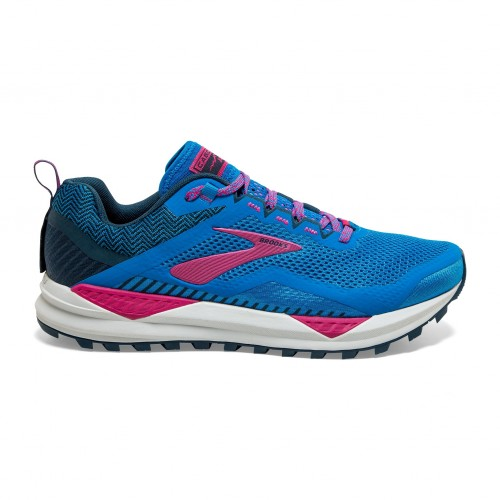 Brooks Cascadia 14 W Blue