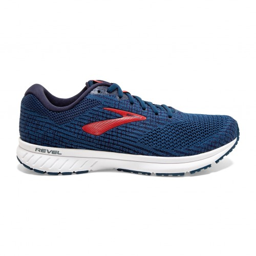 Brooks Revel 3 Poseidon / Navy
