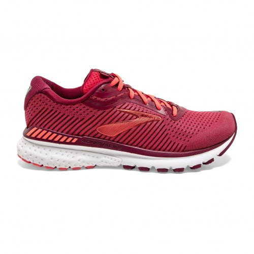 Brooks Adrenaline GTS 20 W Red