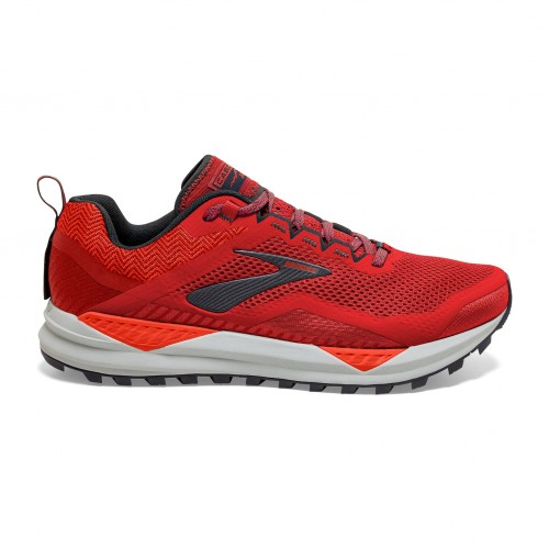 Brooks Cascadia 14 Red