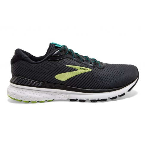Brooks Adrenaline GTS 20 Black / Lime