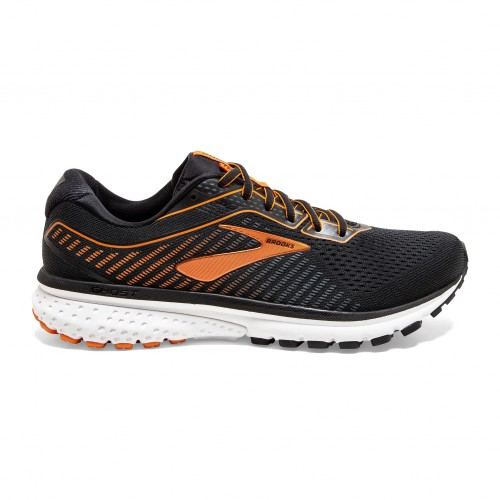 Brooks Ghost 12 Black / Turbulence