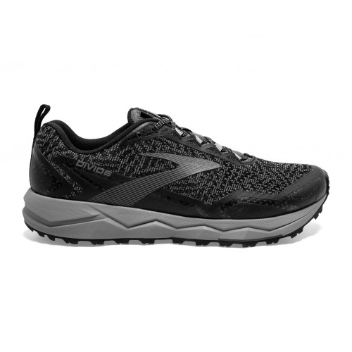 Brooks Divide Black / Grey