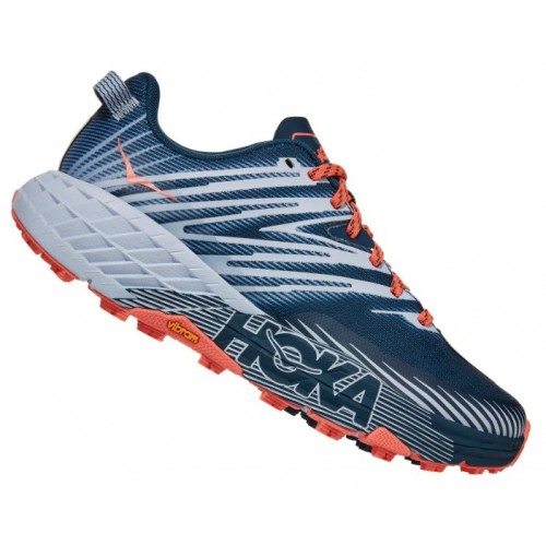 Hoka One One Speedgoat 4 W Majolica Blue