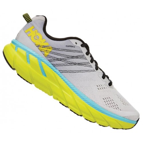 Hoka One One Clifton 6 Lunar Rock