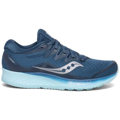 Saucony Ride ISO 2 W Blue