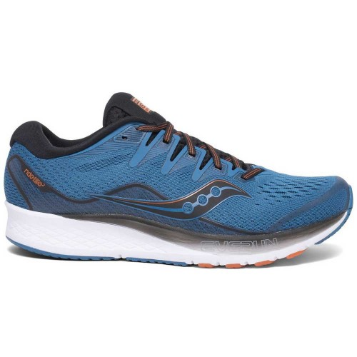 Saucony Ride ISO 2 Blue