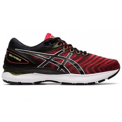 Asics Gel Nimbus 22 Red / Black