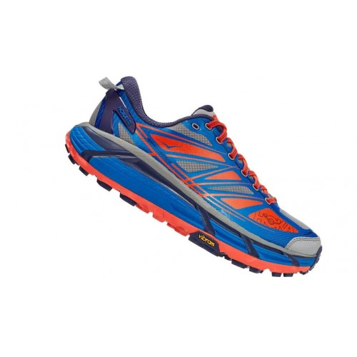 Hoka One One Mafate Speed 2 Imp Blue