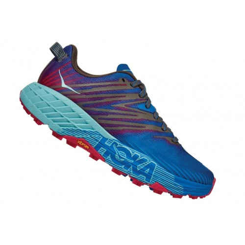 Hoka One One Speedgoat 4 W Imper Blue