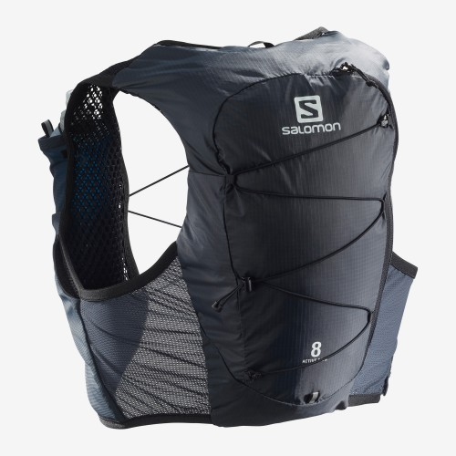 Mochila Salomon Active Skin 8l. Black
