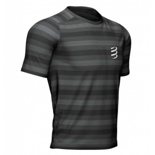 Compressport camiseta m/c Performance SS Black