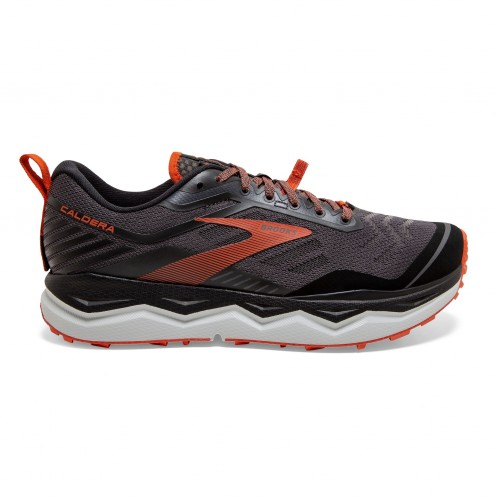 Brooks Caldera 4 Black / Grey