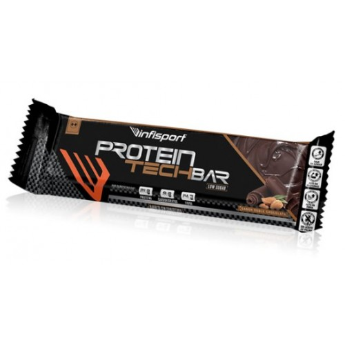 Infisport Protein Tech Bar Doble Chocolate 60gr