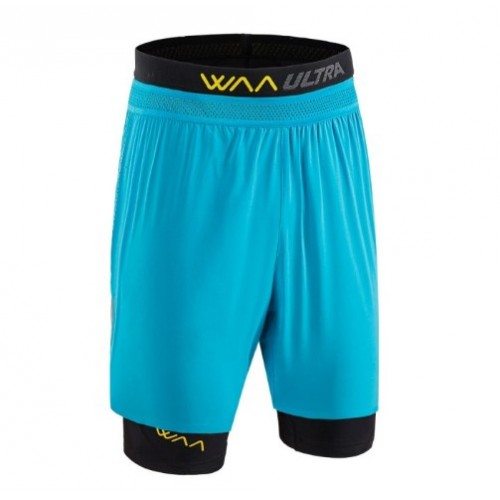 Pantalon Waa Ultra Short 3IN1 Hawaian Blue 2018