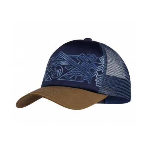 BUFF Trucker Cap Kasai Night Blue Kids