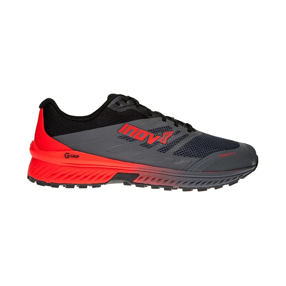 Inov 8 TrailRoc 280 Grey / Red