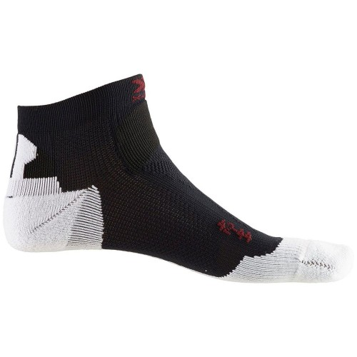 X-Socks Run Discovery Black Melange