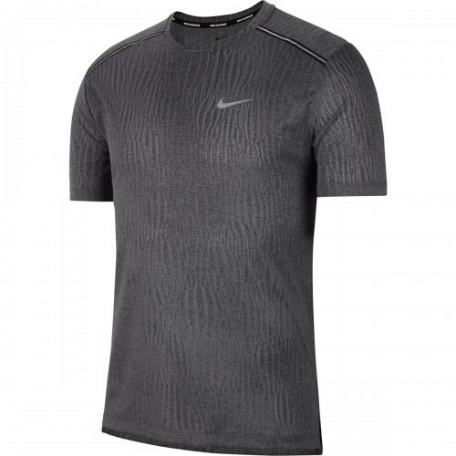 Nike Camiseta m/c Dri-Fit Miler Black/Grey