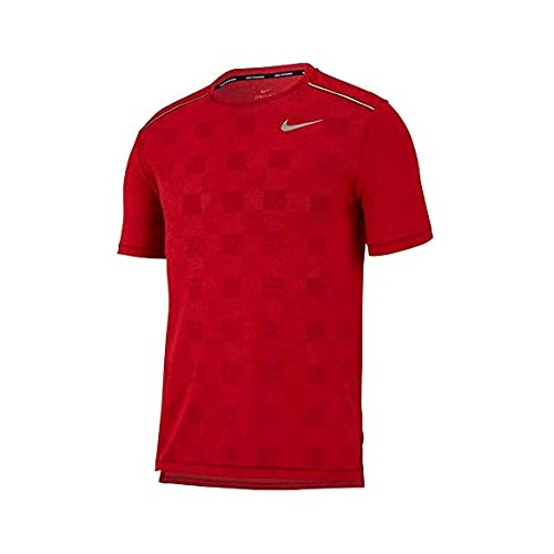 Nike Camiseta m/c Dri-Fit Miler Red