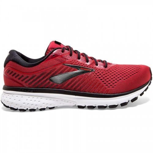 Brooks Ghost 12 Red