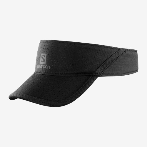 Salomon Visera XA Visor Reflective Black