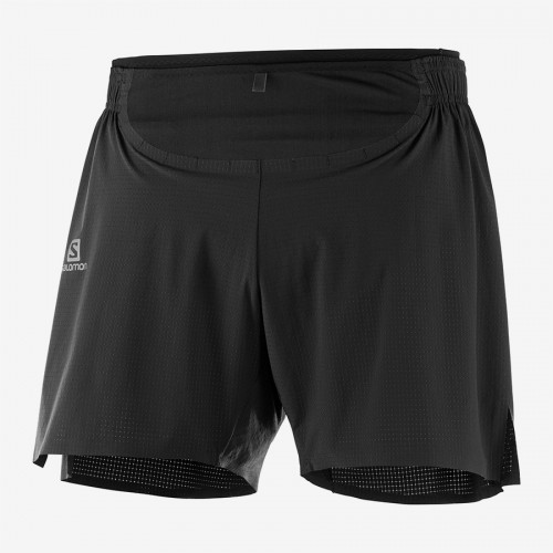 Pantalon Salomon Sense Pro Short M Black/Black