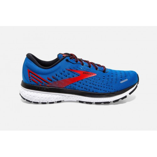 Brooks Ghost 13 Blue / Red