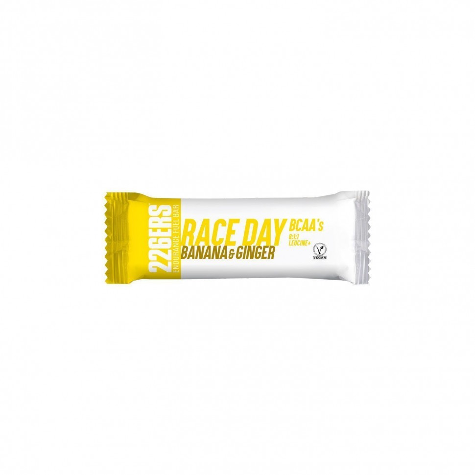 226ERS Race Day Bar BCAAs 40g Bannana & Ginger