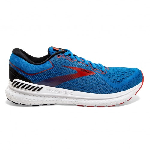 Brooks Transcend 7 Blue / Red