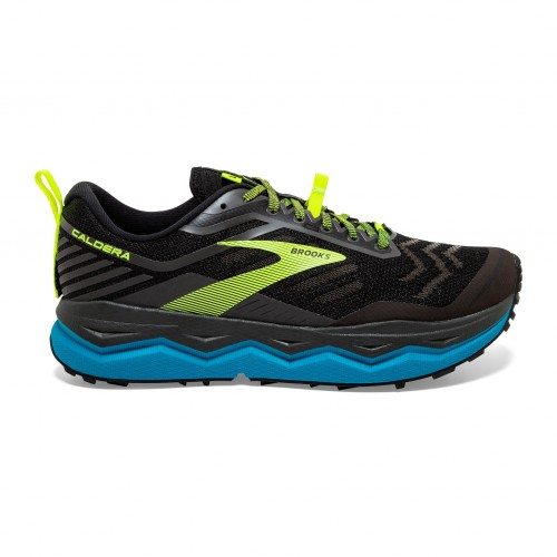 Brooks Caldera 4 Black / Blue