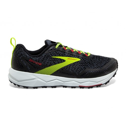 Brooks Divide Black / Ebony
