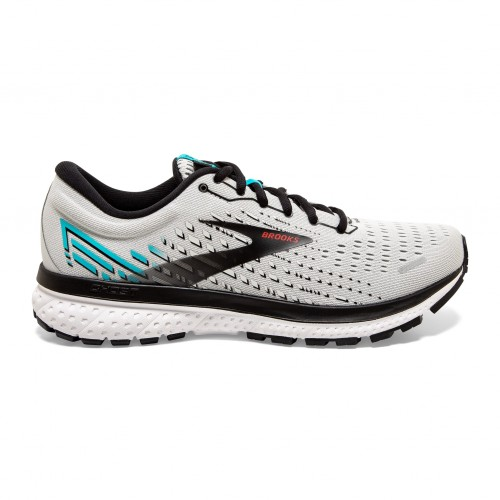 Brooks Ghost 13 Grey / Black