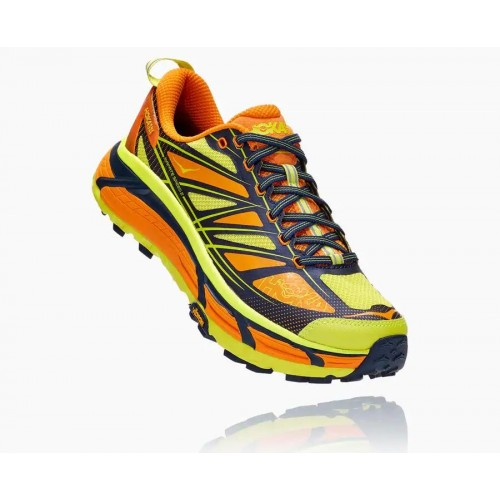 Hoka One One Mafate Speed 2 Bright Gold