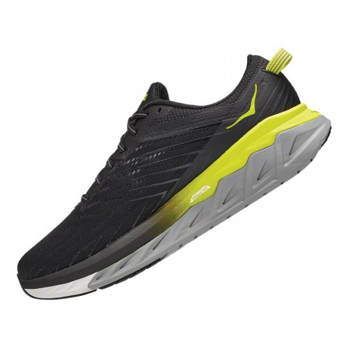 Hoka One One Arahi 4 Black / Evening Primerose