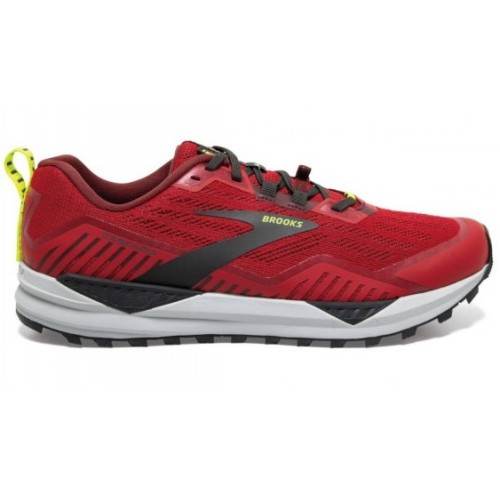 Brooks Cascadia 15 Red
