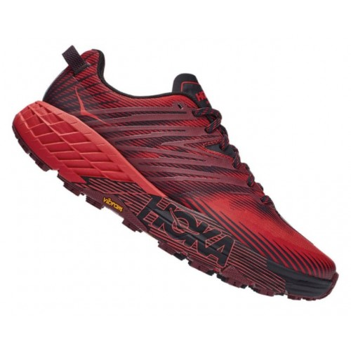 Hoka One One Speedgoat 4 CHRRD Red
